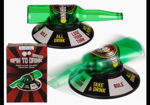 Drankspel - Spin to drink