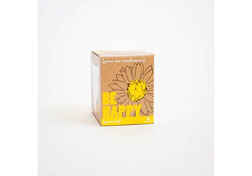 Cortina Plantje  Grow me -  Be Happy