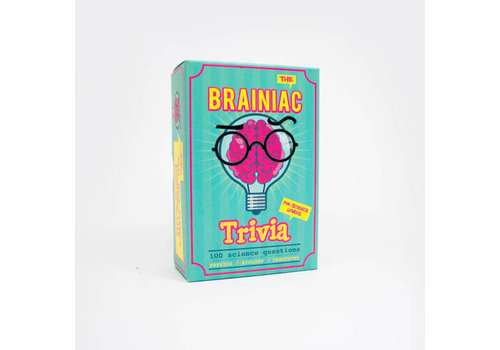 Cortina Trivia quiz - Brainiac
