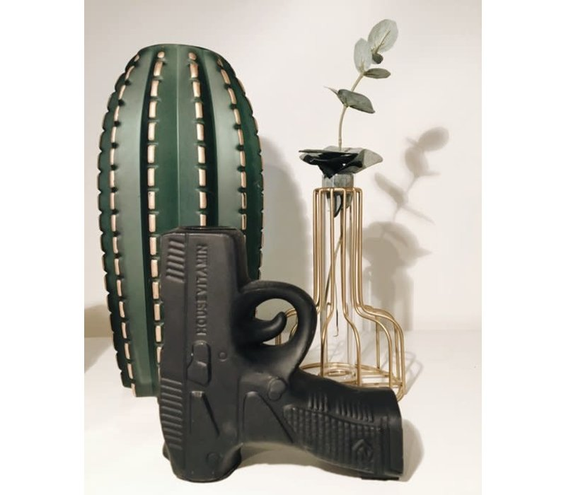 Kandelaar Gun - Zwart