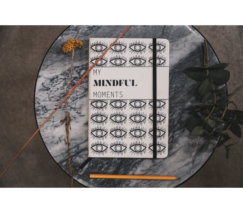 Notitieboek A5 - My Mindful Moments