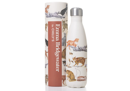 Chilly's Chilly's thermosfles 500ml Cats