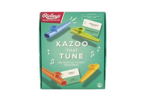 Wild & Wolf Kazoo That Tune Spel