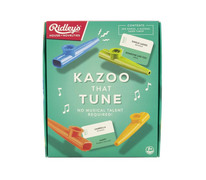 Kazoo That Tune Game | Fluit een Lied Spel