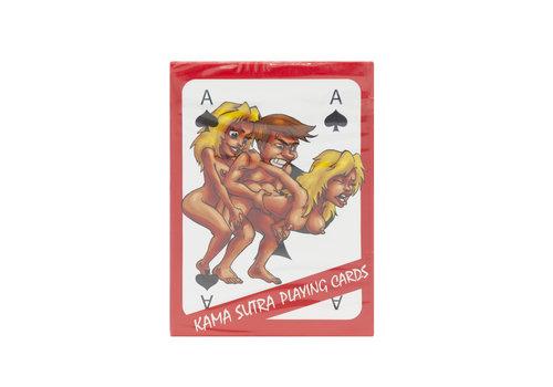 Speelkaarten - Kamasutra