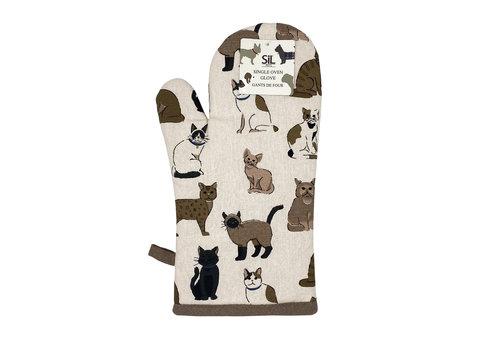 Temerity Jones Ovenwant katten
