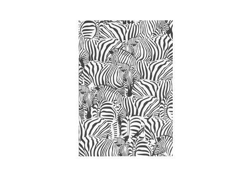 MAP Notitieboek - Zebra