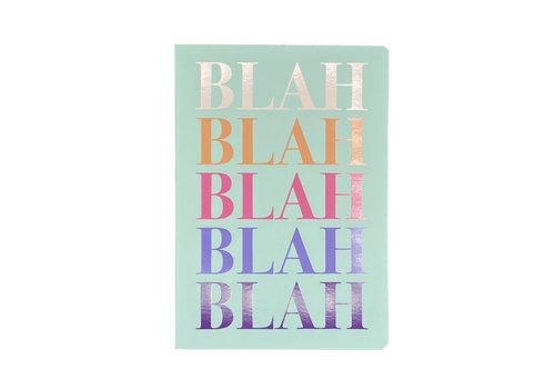 MAP A5 Notebook -BLAH YEAH