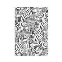 Notitieboek - Zebra