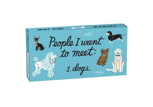 Cortina Kauwgom- People To Meet: Dogs