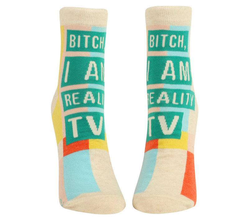 Enkelsokken - I Am Reality TV