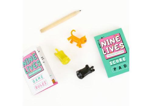 Cortina Nine Lives - Spel Negen Levens