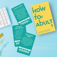 How To Adult - Hoe word je volwassen