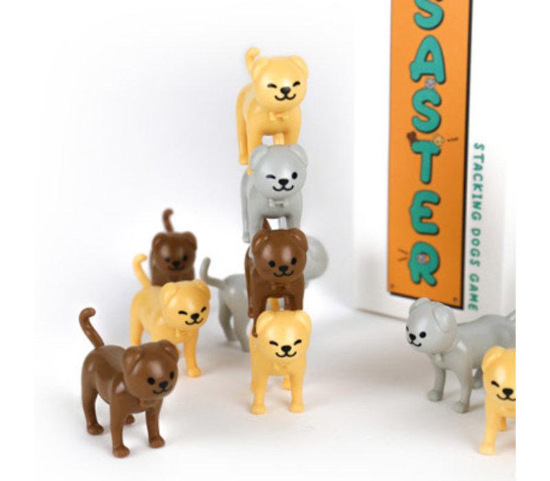 Dogsaster - Honden Stapel Spel