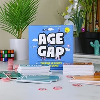 Age Gap Game - Generatiekloof Spel