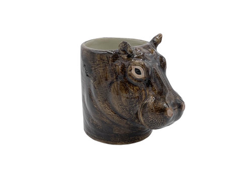 Quail Designs Potloden potje Nijlpaard