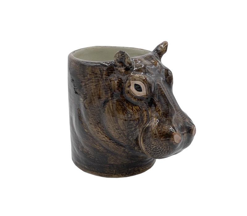 Potloden potje Nijlpaard