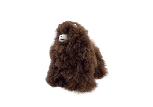 Inkari Alpaca Mini Chocolade