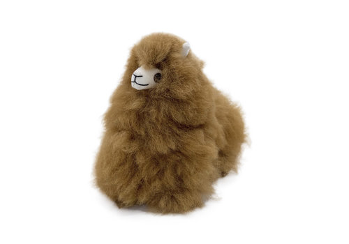 Inkari Alpaca Mini Walnoot