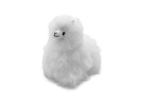 Inkari Alpaca Mini Ivoor