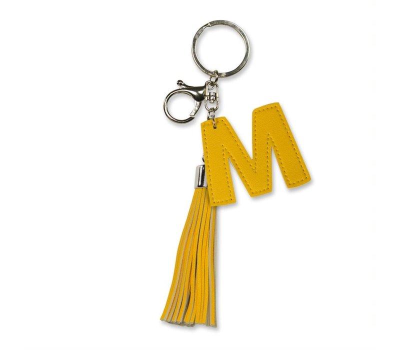 Sleutelhanger - M