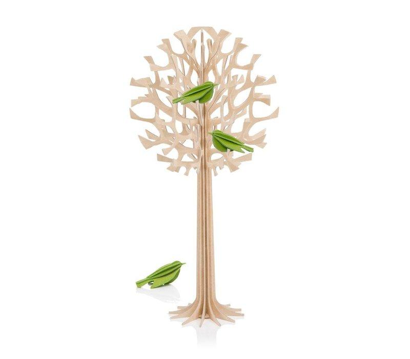 3D Love tree 55cm naturel
