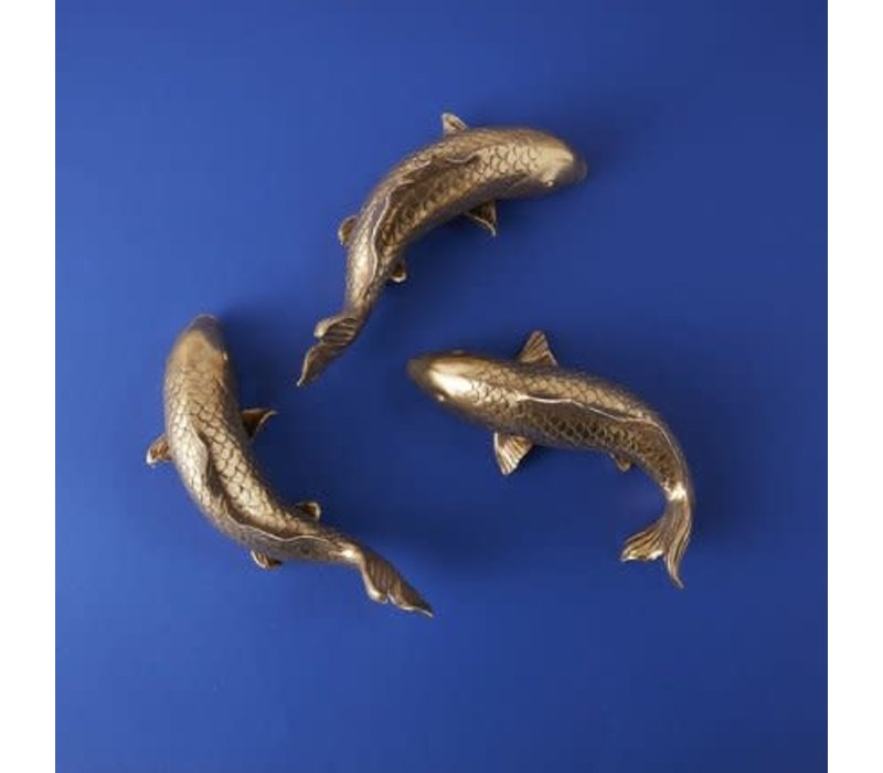 Decoratie- gouden vis