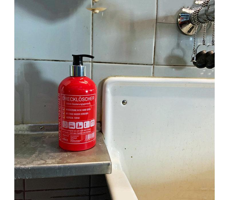 Zeeppomp - Dirt Extinguisher