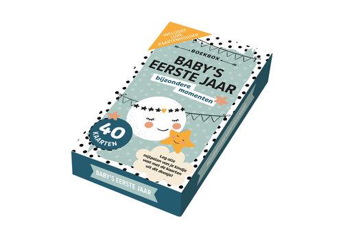 De Lantaarn Baby's eerste jaar- boekbox
