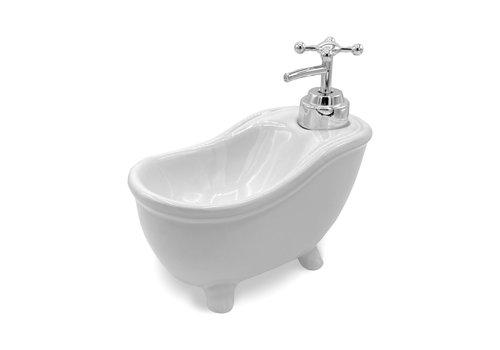Invotis Zeeppompje en houder-  badkuip
