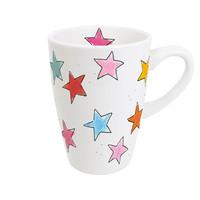 XL beker Stars