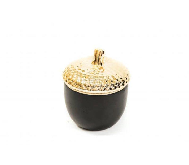 Eikel Zwart-Goud Medium
