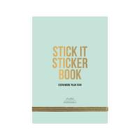 Stick It Stickerbook Green