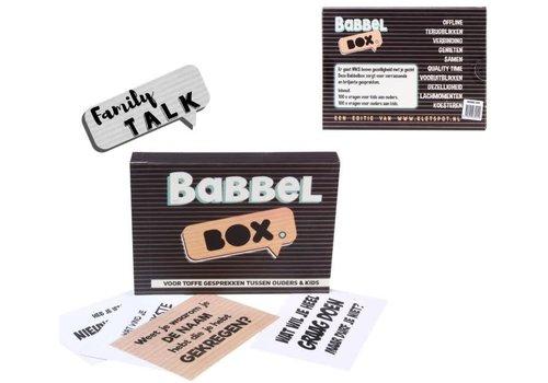 Kletspot Babbelbox