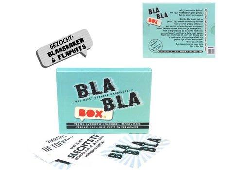 Kletspot Bla Bla Box