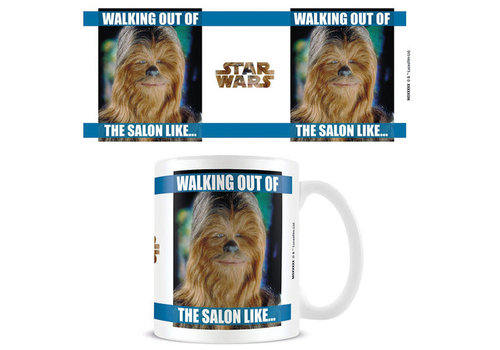 Mok Star Wars Walking out of the salon