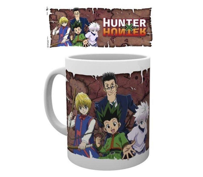 Mok Hunter x Hunter Group