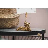 Tiger   Cardholder   Gold   Kaarthouder