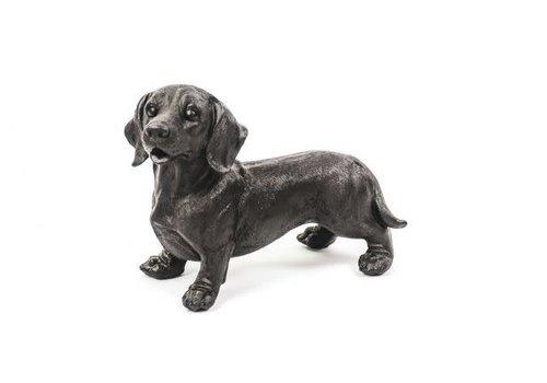 Housevitamin Teckle Dog black   Zwarte Tekkel
