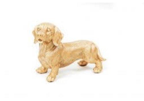 Housevitamin Teckle Dog Goudkleurig | Tekkel