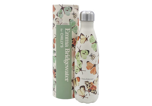Chilly's Chilly's thermosfles 500ml Butterfly