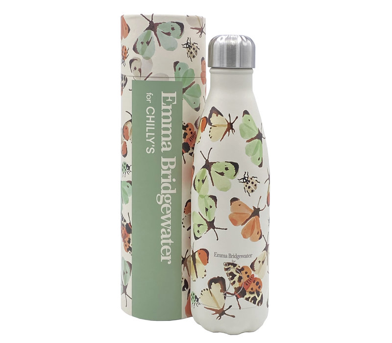 Chilly's thermosfles 500ml Butterfly
