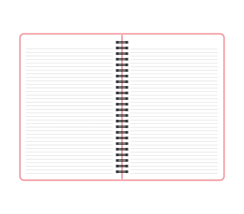 My Pink Notebook | Shout Out Loud