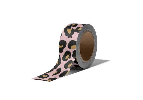 Washi Tape Cheetah