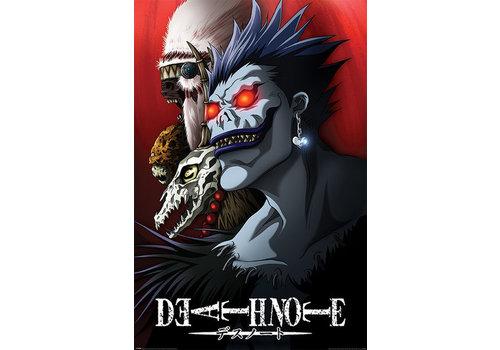 Poster 156    Death note shinigami