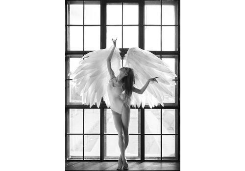 OPK Poster Angel Woman A3