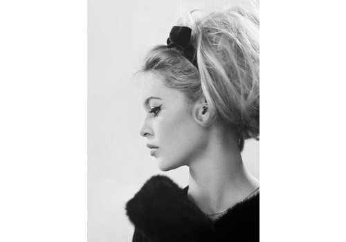 OPK Poster Brigitte Bardot zijkant  A3