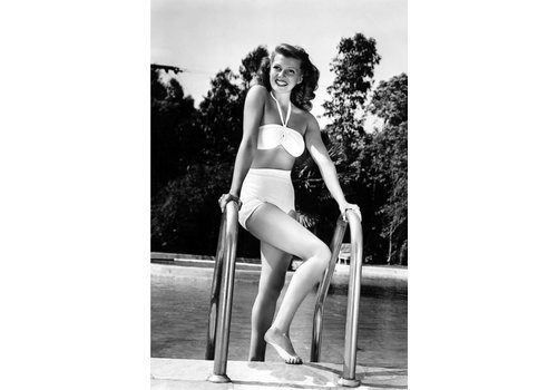 OPK Poster Rita Hayworth A3