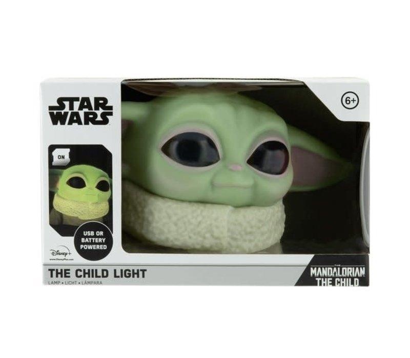 Star Wars The Mandalorian Baby Yoda - Lamp