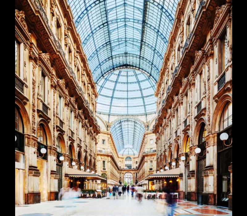 Galeria Vittorio Emanuele Milano - Metropolitan Collectie